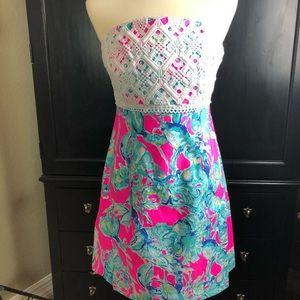 NWT Lilly Pulitzer Raz Berry Dress